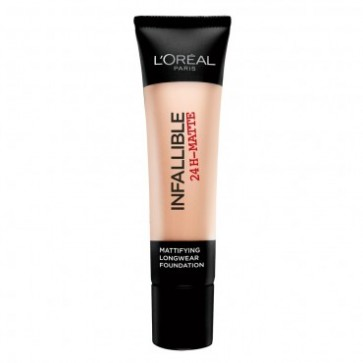L'Oreal Infallible 24 Hour Matte Foundation