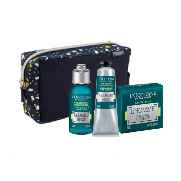 L'Occitane Cedrat L'Homme Essentials Gift Set