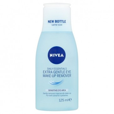 Nivea Daily Essentials Extra Gentle Eye Makeup Remover 125 ml