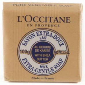 L'Occitane Shea Soap Milk 100g