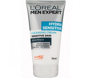 L'Oreal Men Expert Hydra Sensitive Cleansing Cream 50ml