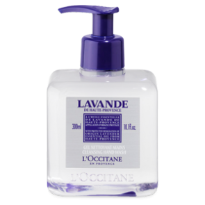 L'Occitane Lavender Harvest Hand Wash 300ml