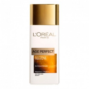 L'Oreal Age Perfect Anti-Fatigue Cleansing Milk 200ml