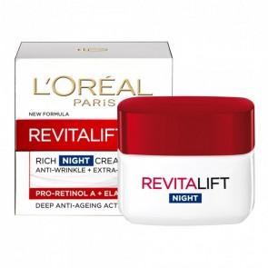 L'Oreal Revitalift Rich Night Cream 50g