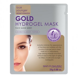 Skin Republic Collagen HydroGel Sheet Mask 25g