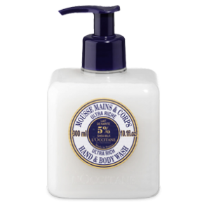 L'Occitane Shea Hand and Body Wash 300ml