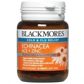 Blackmores Echinacea ACE+ Zinc