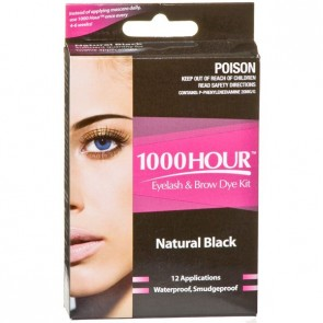 1000Hr Eyelash & Brow Dye Black/Brown