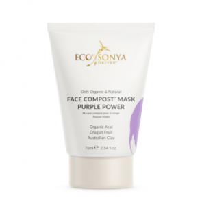 Eco by Sonya Face Compost Mask Purple Power 75ml