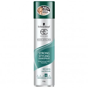 Extra Care Hair Spray Strong Hold 250g