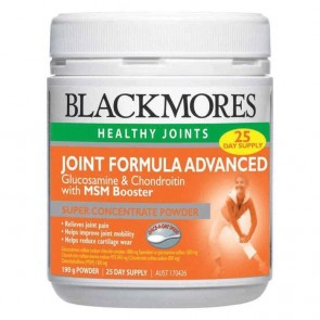Blackmores Jfa + Msm Booster Powder 190g