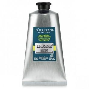 L'Occitane Cedrat L'Homme Cologne After-Shave Gel Cream 75ml