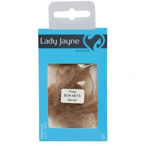 Lady Jayne 3437BO Bun Net Blonde Cd3 *Disc*