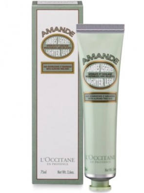 L'Occitane Almond Lighter Legs Moisturiser 75 ml