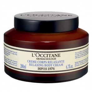 L'Occitane Aromachology Relaxing Body Cream 200 ml
