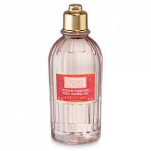 L'Occitane Rose et Reines Silky Shower Gel 250 ml