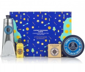 L'Occitane Comforting Shea Christmas Collection