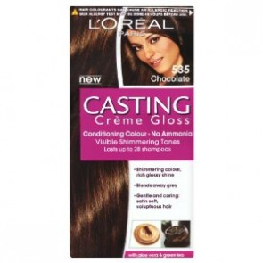 L'Oreal Cast 535 Chocolate