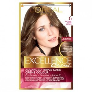 L'Oreal Excell 6 Light Brown
