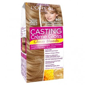 L'Oreal Cast 801 Silky Blonde