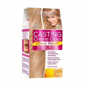 L'Oreal Cast 910 Light Iced Blonde