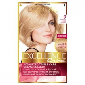 L'Oreal Excell 9 Light Blonde
