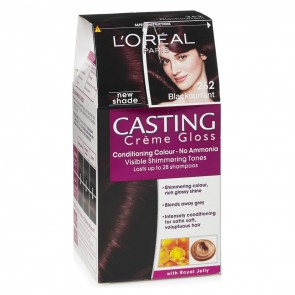 L'Oreal Cast 262 Black Current