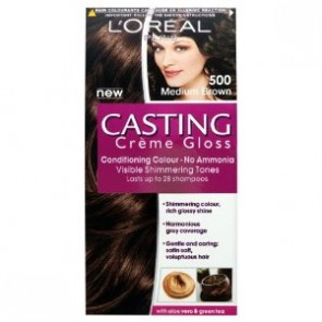 L'Oreal Cast 500 Medium Brown