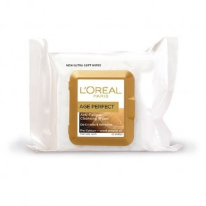 L'Oréal Paris Age Perfect Cleansing Wipes 25