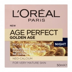L'Oréal Paris Golden Age Re-Densifying Night Cream 50ml