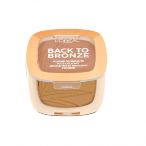 L'Oreal Back to Bronze Matte Bronzing Powder