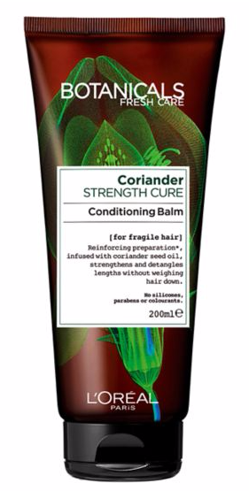L'Oreal Botanicals Fresh Care Coriander Strength Cure Conditioning Balm 400 ml