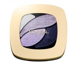 L'Oreal Colour Riche Smoky Eyeshadow E7 Lilas Cheri