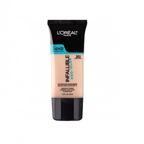 L'Oreal Infallible Pro-Glow 24 hour Foundation