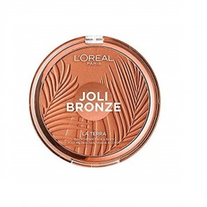 L'Oreal Joli Bronze La Terra Sun Powder for Face & Body