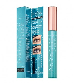 L'Oreal Paradise Extatic Mascara Waterproof Black