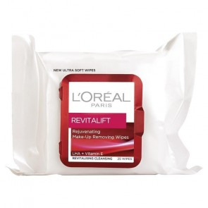 L'Oréal Paris Revitalift Make-Up Removing Wipes 25