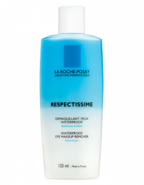 La Roche Posay Respectissme Waterproof Eye Makeup Remover 125ml