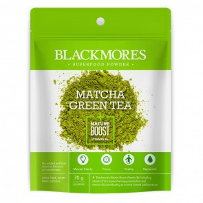 Blackmores Superfood Matcha Green Tea