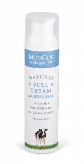 Moogoo Full Cream Moisturiser 75 g