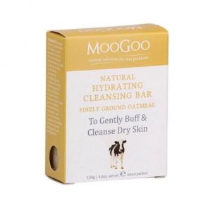 Moogoo Ground Oatmeal Soap