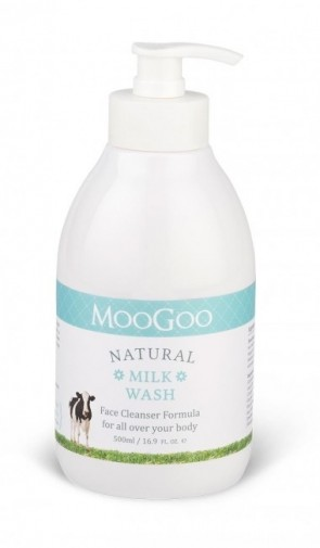 Moogoo Natural Milk Wash 500ml