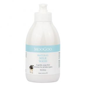 Moogoo Natural Milk Wash 500ml