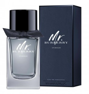 Burberry Mr Burberry Indigo Pour Homme Eau de Toilette 100ml