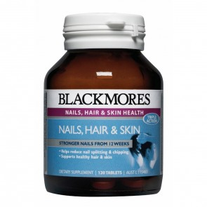 Blackmores Nail Hair + Skin 120 Tablets