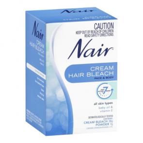 Nair Cream Hair Bleach for Face & Body
