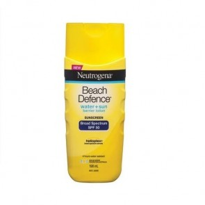 Neutrogena Beach Defence Water + Sun SPF 50+ Sunscreen 198ml