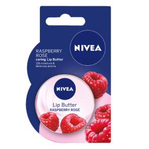 Nivea Raspberry Rosé Lip Butter