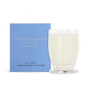 Peppermint Grove Vetiver & Sandalwood Candle 350g