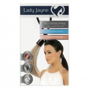 Lady Jayne Ponytail Cover Platinum Blonde